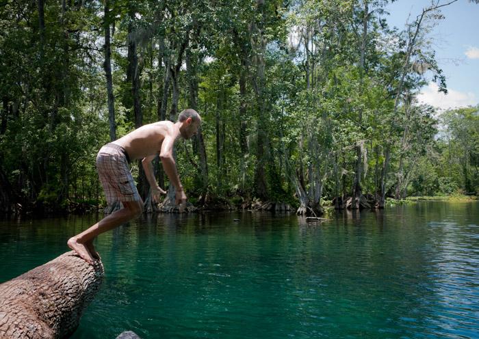 Silver River Swim